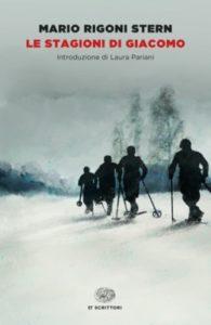 Copertina del libro Le stagioni di Giacomo di Mario Rigoni Stern