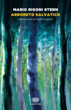 Copertina del libro Arboreto salvatico di Mario Rigoni Stern