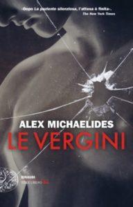 Copertina del libro Le vergini di Alex Michaelides