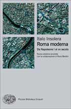 Risultati immagini per Roma moderna di Italo Insolera